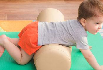 Machen Sie Ihren Bewegungsraum für Kleinkinder zum wahren Bewegungstraum