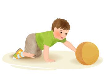 Koordinationsfördernde Sommerspiele für die Kleinen