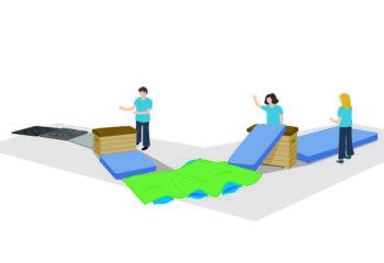Mit diesen Übungen fördern Sie Gleichgewicht und Trittsicherheit