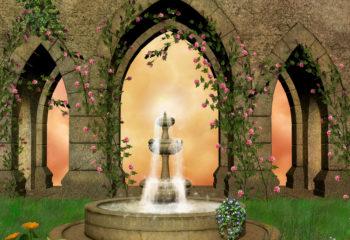 """Kurzentspannung """"Im Garten der Prinzessin"""""""
